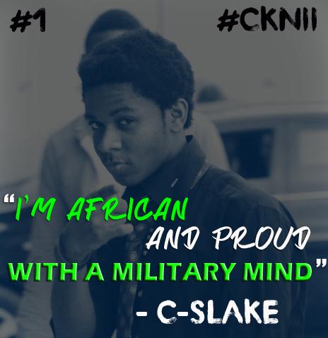CKN II Quote